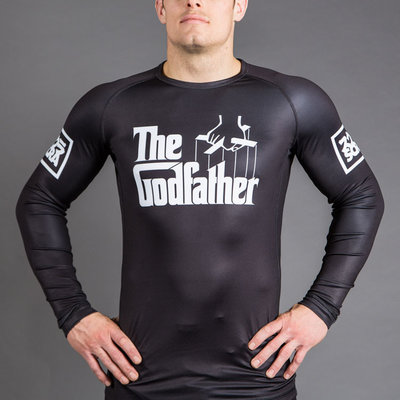 Scramble x The Godfather Officially licensed Rash Guard