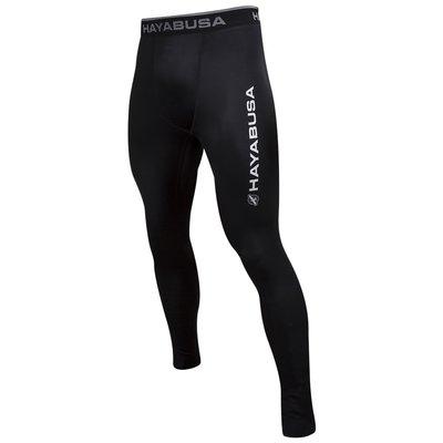 Hayabusa Haburi 2.0 Compression Pants Spats Tights Black