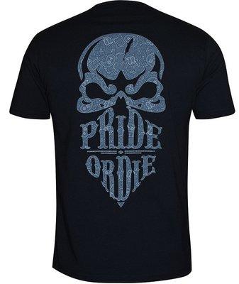 PRiDE or DiE T Shirts Reckless PaisleyFightshop Nederland