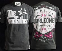 Scramble x The Godfather Officially licensed T Shirt