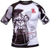 Kraken Wear Rash Guard TheM4SK Black Ice Vechtsport Winkel