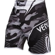 Venum Camo Hero MMA Fightshorts White Black MMA Shop