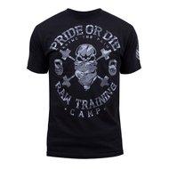 PRiDEorDiE T Shirts RAW TRAINING CAMP Urban MMA Shop