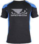 Bad Boy Performance Walkout 2.0 T Shirt Black Blue
