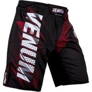 Venum MMA Broek Short Rapid Black Red Vechtsport Kleding