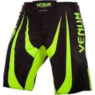 Venum Predator X MMA Broekje Fight Short Black Yellow