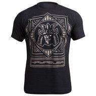 Hayabusa MMA Warrior Code T Shirt Black Hayabusa Fight Wear
